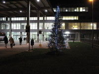 Ospedale a Natale