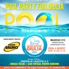 "Locandina ""Pool party for Giuglia"""